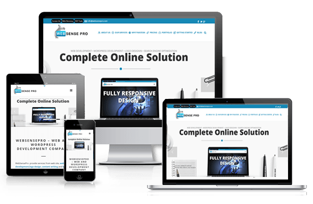 Affordable and responsive websites