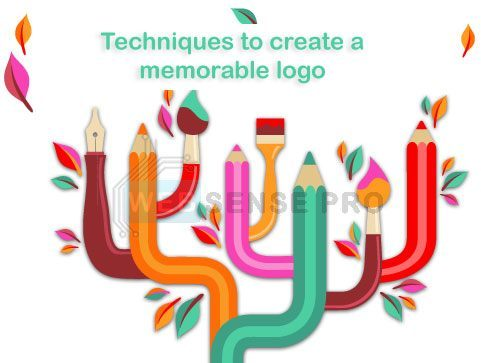 Techniques to create a memorable logo