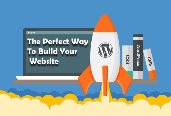 The Perfect way to build your website