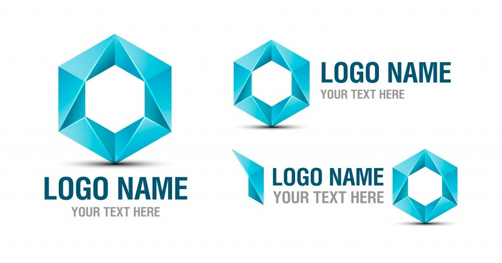 explain your website with good logo