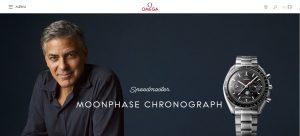 luxury website design
