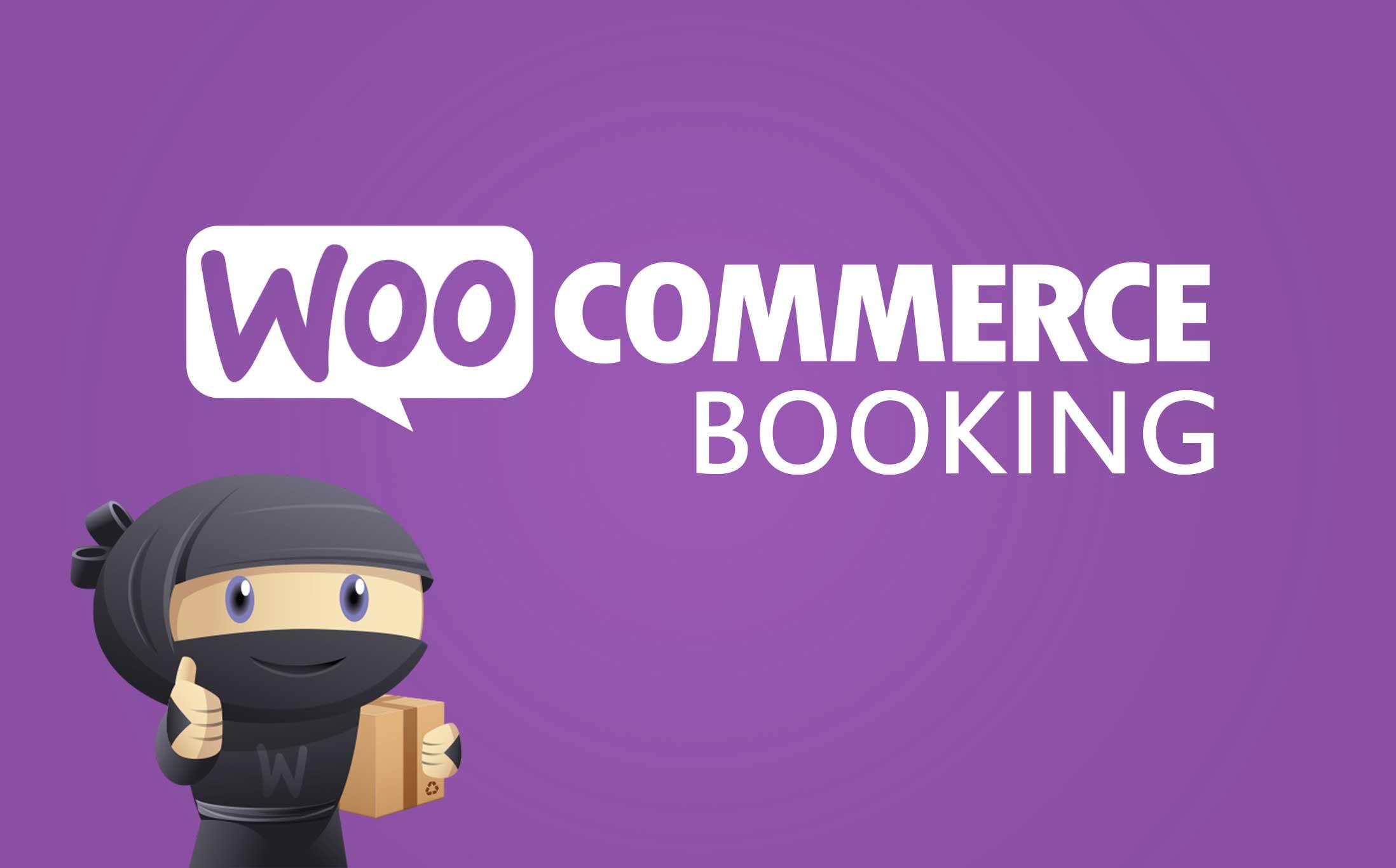 WooCommerce Booking WordPress