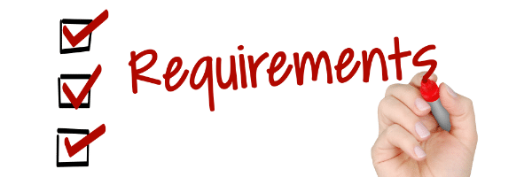 web agency requirements
