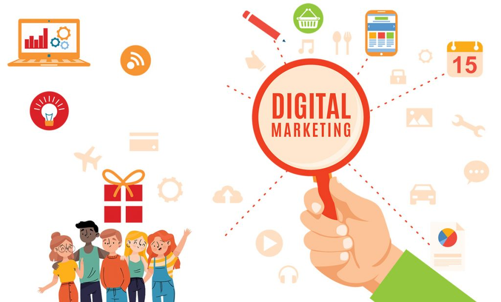 Digital marketing websensepro